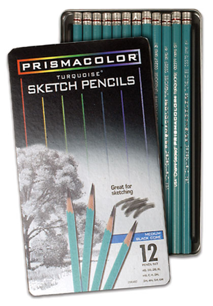 Prismacolor Turquoise Pencil Sets