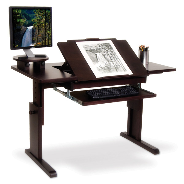 Art Quest Multi-Media Desk
