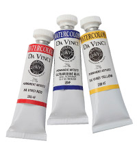 FREE* 3 pack of 15ml Davinci watercolors