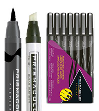 FREE* PRISMACOLOR MARKERS + COLORLESS BLENDERS