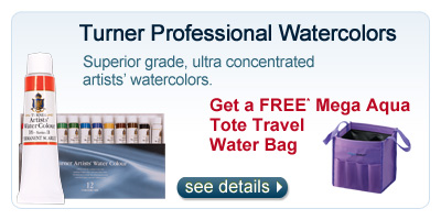 Turner Professional Watercolors