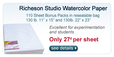 Richeson Studio Bulk Packs