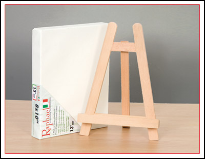 SoHo Mini-Mite Display Easels