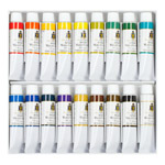 Turner Concentrated Artists Watercolors Set of 18