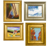 Just Reduced - Classique Solid Wood Frames