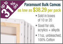 "Paramount 3/4"" Bulk Packs"