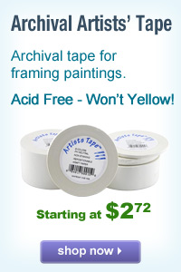 Artists Tape $2.72 and up