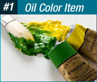 Charvin Artists' Oil Colors