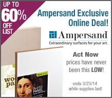 Exclusive Ampersand Online Deals