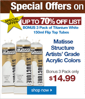 Matisse Structure Artists Acrylic Colors