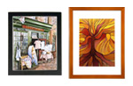 Ambiance Gallery Wood Frames