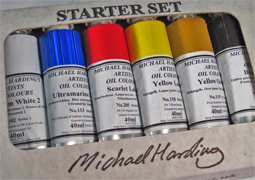 Oil color paints professional