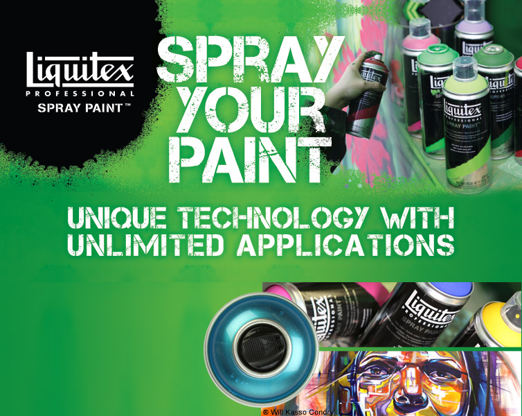 Spray Your Paint