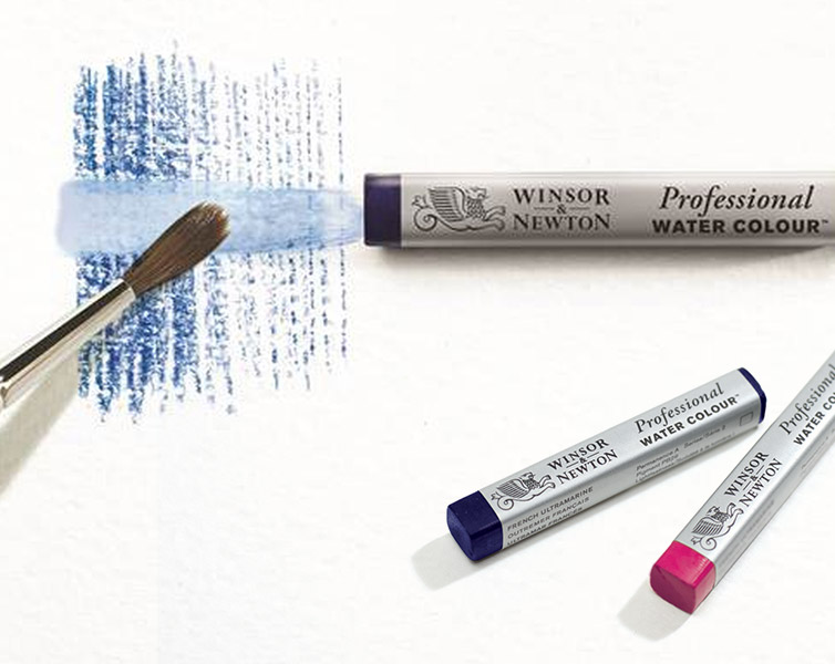 Winsor & Newton Water Colour Sticks