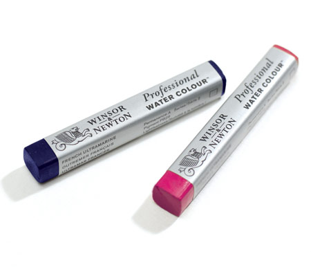 Winsor And Newton Watercolor System Stick Paints And