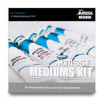 Matisse Acrylic Mediums Kit