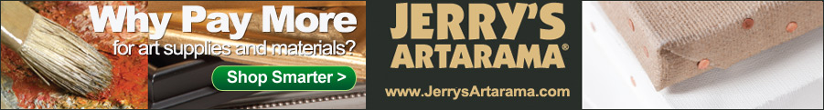 Shop Smarter at JerrysArtarama.com