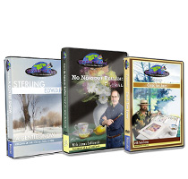 Art Instructional DVD's