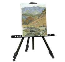 Feather Portalble Lightweight Easel