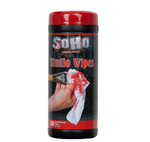 SoHo Artists Paint Remover Studio Wipes
