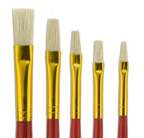 Bulk Long Handle Brush Sets