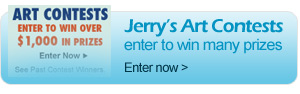 enter a jerrys artarama online art contests for prizes