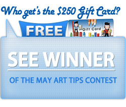 See Winner For Your Favorite Art Tip