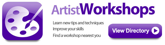 Directory of artist workshops in the us and abroad