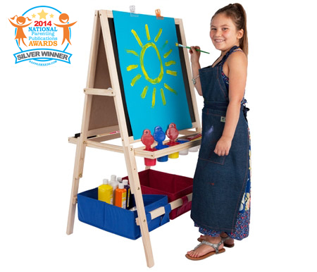 First Impressions Easel for Children