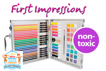 First Impressions Complete Art Studio Set