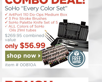 SoHo Every Color Set Combo Deal