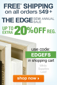 The EDGE Canvas Semi Annual Sale