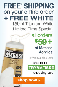 Free Shipping Plus Free White | Matisse Structure Artists Acrylic Colors | shop now