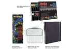Watercolor Painting Starter Set -
