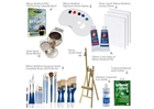 Wilson Bickford Oil Painting Value Art Set -