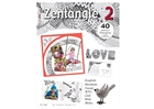 Zentangle Drawing Book 2 -