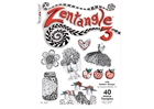 Zentangle Drawing Book 3 -