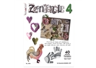 Zentangle Drawing Book 4 -