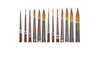 Raphael Red Sable Oil Color Brushes -