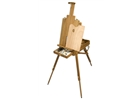 Safari Deluxe French Easel -