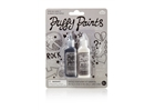 Puffy Paint - Black and White