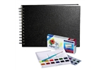 Cachet Watercolor Sketchbook -