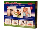 PhotoWrap Inkjet Photo-to-Canvas Kit -