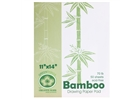 Green Things Bamboo Drawing Paper Pad -