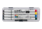 COPIC Multiliner SP Pens - Primary Colors