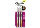 Sharpie Metallic Marker - 1 each: Silver, Gold, Bronze