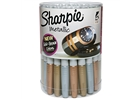 Sharpie Metallic Marker - 12 each: Silver, Gold, Bronze