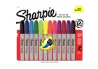 Sharpie Brush Tip Marker - Assorted Colors