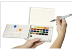 Koi Watercolor Pocket Field Sketch Box -