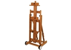 Mirage All Media Easel - Walnut Stain